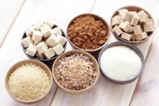 lots of various brown sugar - food and drink